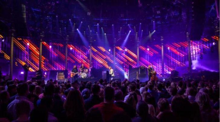 Londra iTunes Festival a settembre