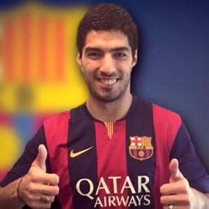 Suarez del Barça