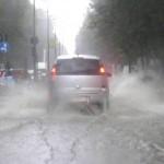 Crepa asfalto nel Bresciano