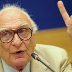 Marco Pannella difende il deputato grillino Alessandro Di Battista