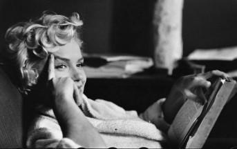Marilyn Monroe in white, mostra fotografica a Senigallia dal 1° agosto 2014
