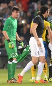 Scuffet dell'Udinese