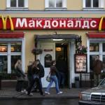 ispezioni locali Mcdonald's in Russia