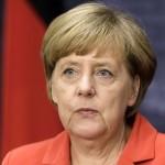 Merkel a Kiev per crisi Ucraina