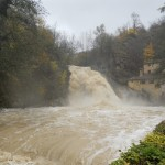 Molinetto della Croda colpito da alluvione