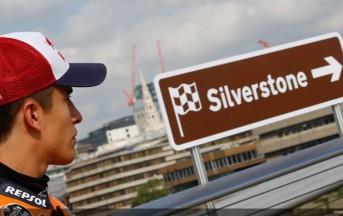 Gran Premio di Silverstone Motogp: trionfa Marquez dopo un duello da brivido