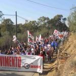 Protesta No Muos Niscemi