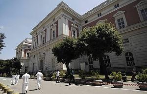 Ospedale Cardarelli indagato per barelle Killer
