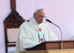 Papa Bergoglio in Corea
