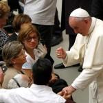 Papa Francesco donazione