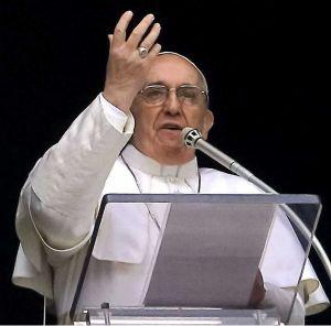 Papa Francesco guerra