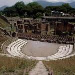 tentativo di furto a Pompei