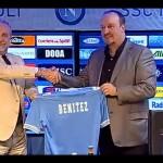 De Laurentiis e Benitez
