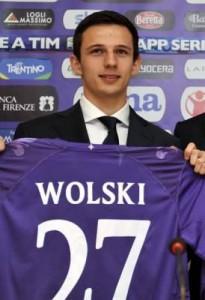 il polacco Rafal Wolski