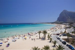 San Vito lo Capo spiaggia siciliana considerata caraibica