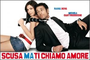 Scusa ma ti chiamo amore su Canale5