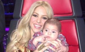 Shakira presto di nuovo mamma