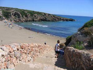 Siracusa spiaggia di Calamosche