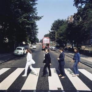 The Beatles su Abbey Road