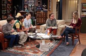 The Big Bang Theory record interesse