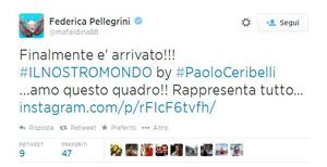 Pellegrini tweet