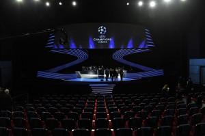 UEFA panoramica