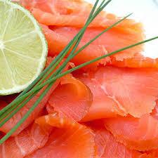 menù leggero salmone dieta