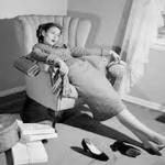 moglie stanca marito pensione