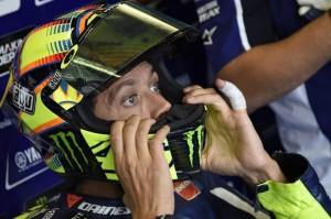 Valentino Rossi terzo