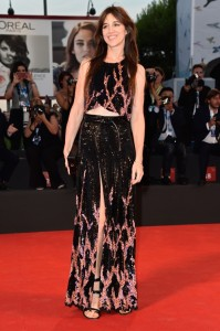 Mostra Cinema Venezia 2014 Catherine Deneuve red carpet