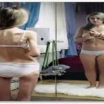 felicità e piacere distorto anoressia