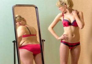 piacere distorto e felicità anoressia