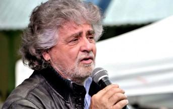 """Beppe Grillo Blog News: la ricetta anti-terrorismo che sposa il progetto Lega Nord, """"Chiudere le frontiere"""""""