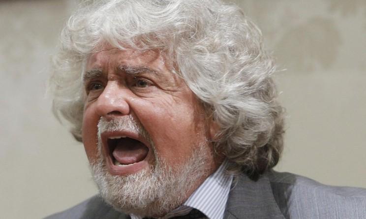 Beppe Grillo CASSIMATIS