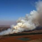 israele intercetta drone golan