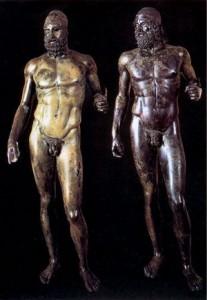 bronzi di riace si ipotizza trasferimento a Milano in occasione dell'Expo