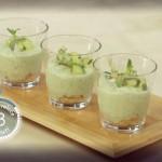 ricetta vegetariana benedetta parodi cheesecake zucchine