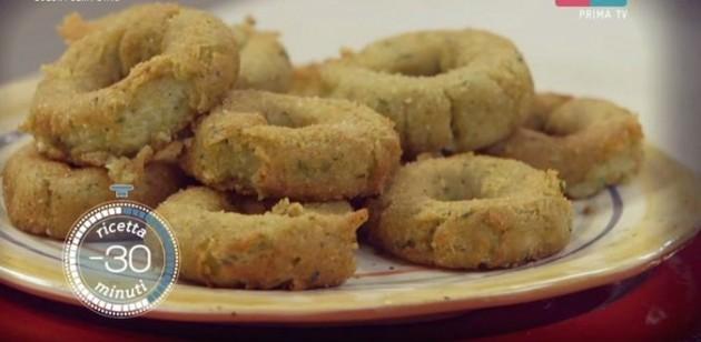 Ricette vegetariane le ciambelline di zucchine di for Le ricette di benedetta parodi