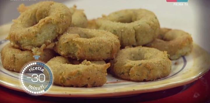 Ricette vegetariane le ciambelline di zucchine di for Ricette di benedetta parodi