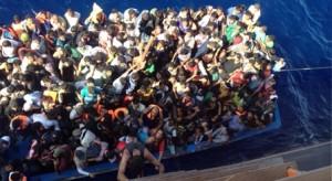 sbarco clandestini in Sicilia
