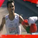 maratona europei italia oro