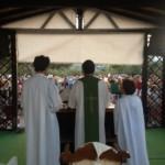 don Fabrizio Fiorentino nella chiesa dell'Addaura organizza Aperimessa