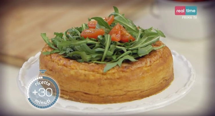 Ricette Vegetariane Il Flan Al Pomodoro Di Benedetta Parodi