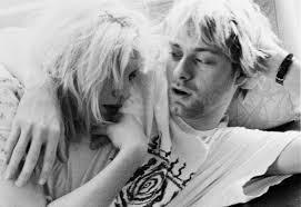 courtney love kurt cobain