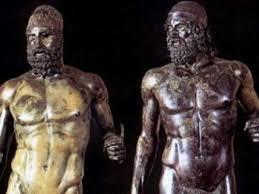 daverio bronzi riace expo