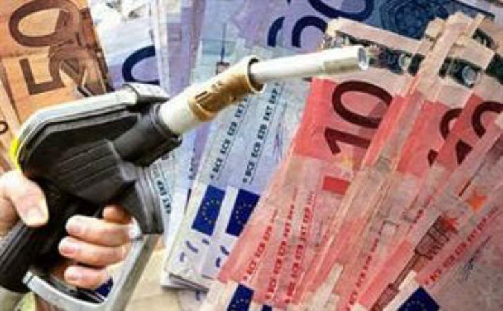 aumento prezzo benzina e gasolio