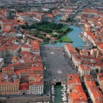 Livorno tifo nei fossi per partecipare all'Ice Bucket Challenge
