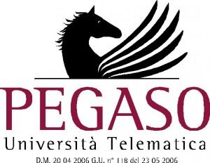 logo Pegaso università telematica attraverso cui Berlusconi insegnerà