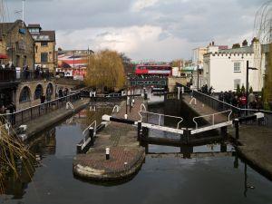 Londra Camden Town quartiere da visitare in settembre