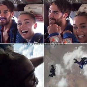 Cyrus paracadute